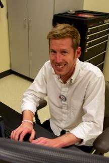 Adam Coleman, PhD Physics, Oklahoma State University, 2018