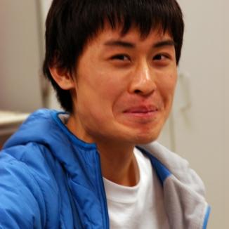 Noriyuki Masuda, undergraduate student