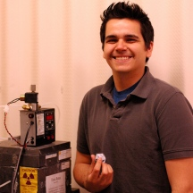 Mathew Rodriguez, MS Physics, Oklahoma State University, 2010