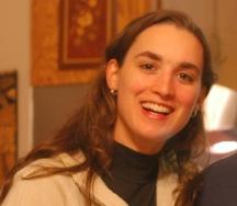 Patricia Gasparian, MS Physics, Oklahoma State University, 2009