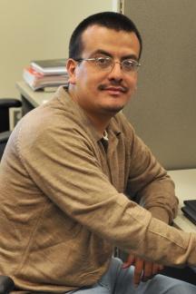 Victor Orante-Barron, Postdoctoral fellow