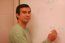 Sailesh Guduru, MS Physics, Oklahoma State University, 2007