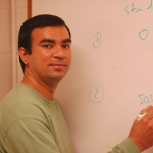 Sailesh Guduru, MS Physics, Oklahoma State University, 2007