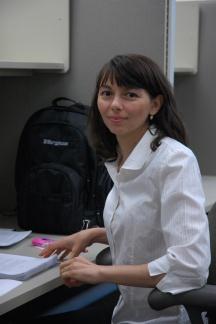 Elena Milliken, Postdoctoral fellow