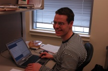 Jens Edmund, visiting scholar