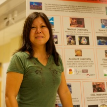 Nancy Umisedo, visiting scholar