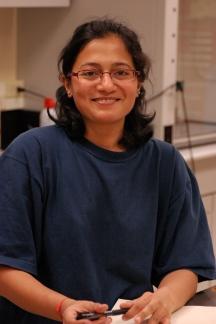 Mansi Shah, MS Physics, Oklahoma State University, 2009