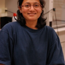 Mansi Shah, MS Physics, Oklahoma State University, 2009