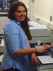 Liz Zehren, MS Physics, option Medical Physics, Oklahoma State University, 2015